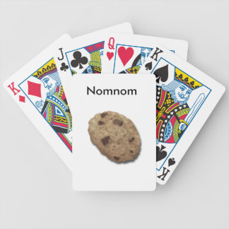 Cookies! Bicycle Playing Cards