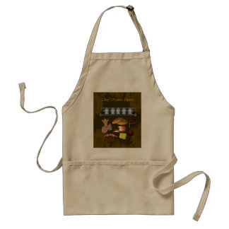 Cookies Cake And Food Design Adult Apron