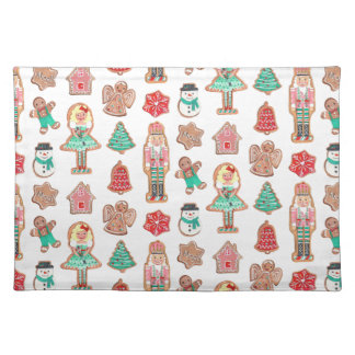 Cookies | Christmas Holiday | Cloths Placemat