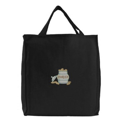 Cookies Embroidered Bag