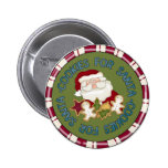 Cookies For Santa Button