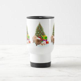 Cookies for Santa Claus Coffee Mugs