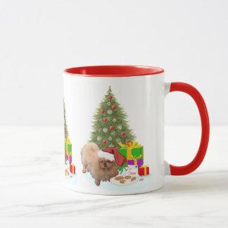Cookies for Santa Claus Mug