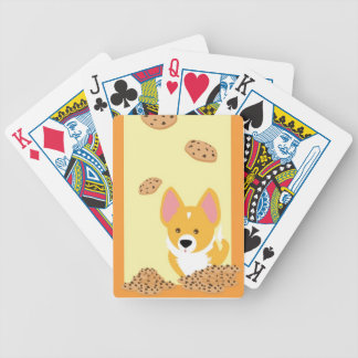 Cookies From Heaven Bicycle Playing Cards