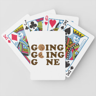 Cookies Going Going Gone Card Deck