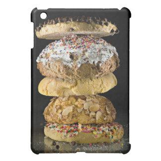 Cookies in a stack iPad mini case