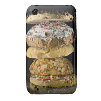 Cookies in a stack iPhone 3 Case-Mate cases