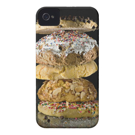 Cookies in a stack iPhone 4 case