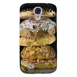 Cookies in a stack samsung galaxy s4 case