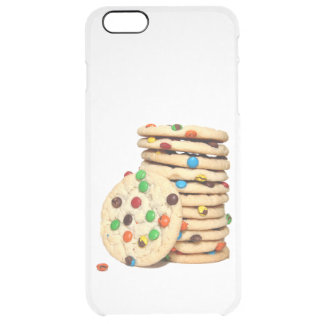Cookies iPhone 6 Plus Clear Case