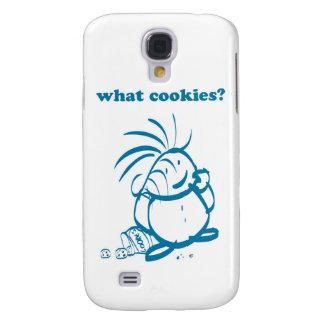 Cookies kid, What Cookies? Samsung S4 Case