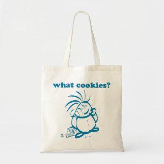 Cookies kid, What Cookies? Tote Bag