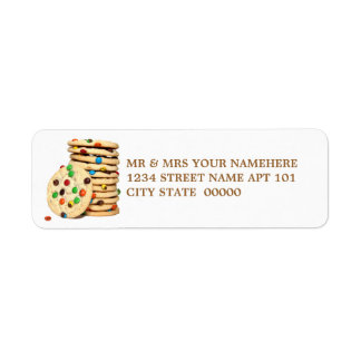 Cookies Labels