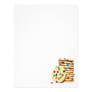Cookies Letterhead