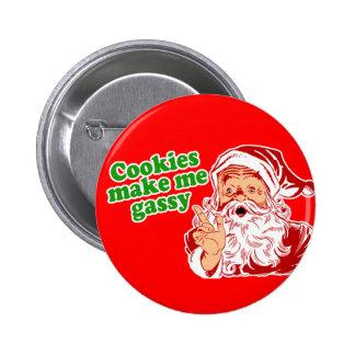 Cookies Make Me Gassy Pin