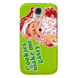Cookies Make Me Gassy Galaxy S4 Case