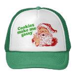 Cookies Make Me Gassy Hats
