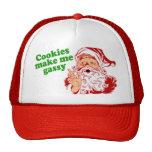 Cookies Make Me Gassy Mesh Hat
