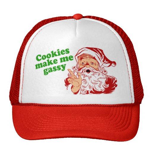 Cookies Make Me Gassy Trucker Hat