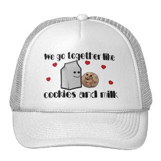 Cookies & Milk Love Trucker Hat