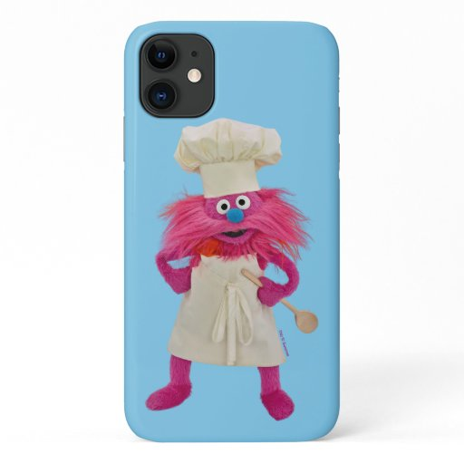 Cookie's Monster Food Truck | Gonger Posing iPhone 11 Case