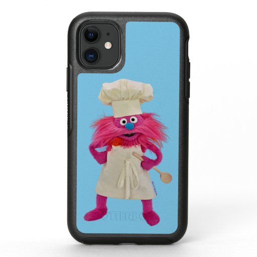 Cookie's Monster Food Truck | Gonger Posing OtterBox Symmetry iPhone 11 Case