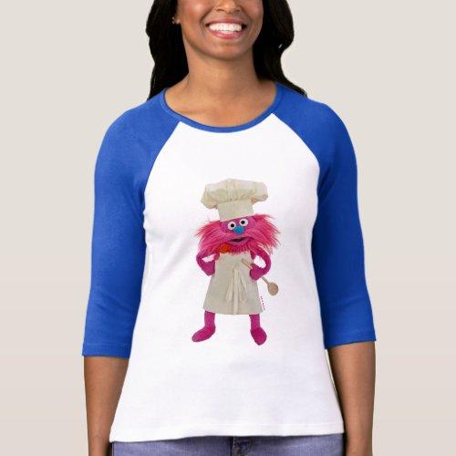 Cookies Monster Food Truck  Gonger Posing T_Shirt