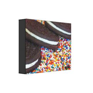 Cookies n Sprinkles Canvas Print