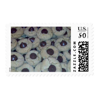 Cookies on a stamp? Yes and yes..... Postage