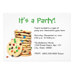 Cookies Party Invitation