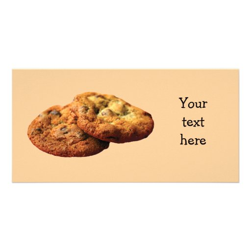 Cookies Picture Card