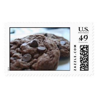 Cookies Postage Stamp