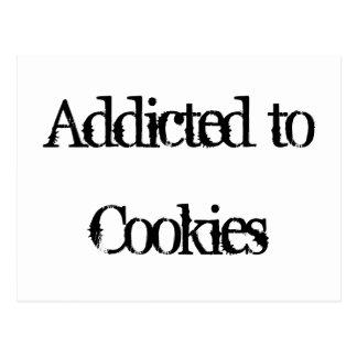 Cookies Postcard