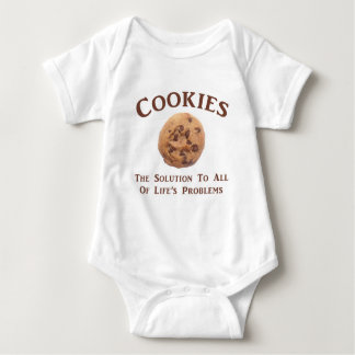 Cookies solve Problems Shirt