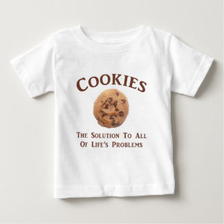 Cookies solve Problems T Shirt