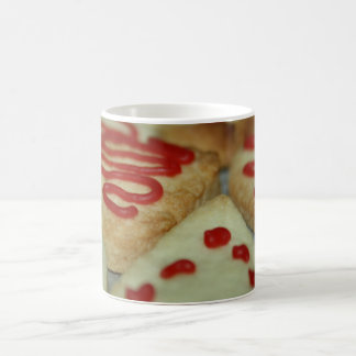 Cookies with red icing Mug