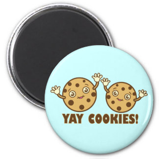 Cookies, Yay Magnet