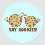 Cookies, Yay Sticker