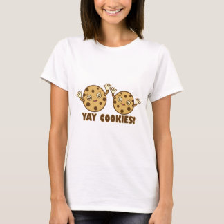 Cookies, Yay T-Shirt