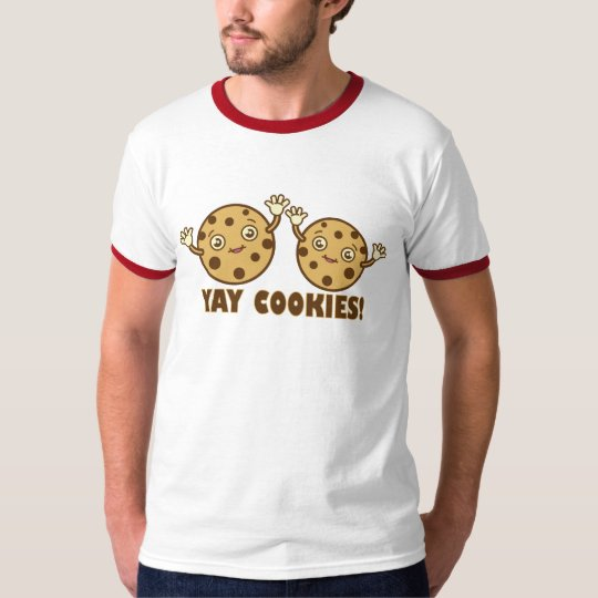 Cookies, Yay T-Shirt