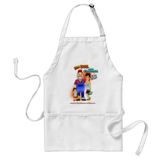 Cookin' the Day Away! Adult Apron