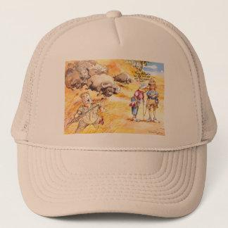 Cooking advises trucker hat