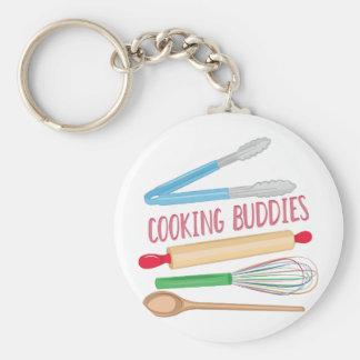 Cooking Buddies Keychain