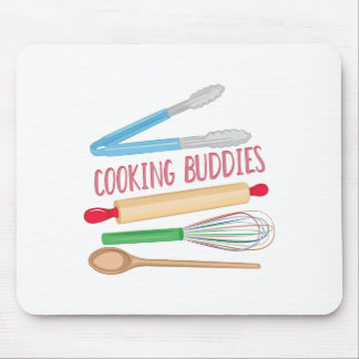 Cooking Buddies Mouse Pad