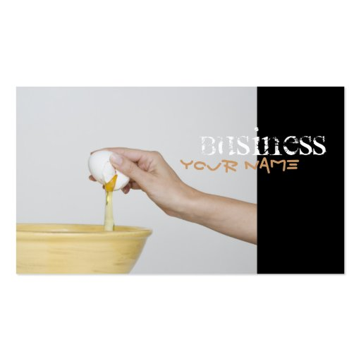 Cooking Business Cards
