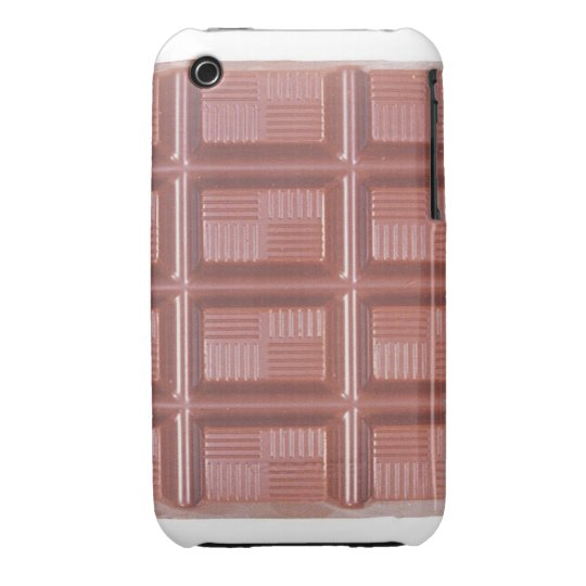 Cooking Chocolate iPhone 3 Case-Mate Case