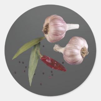 Cooking Classic Round Sticker