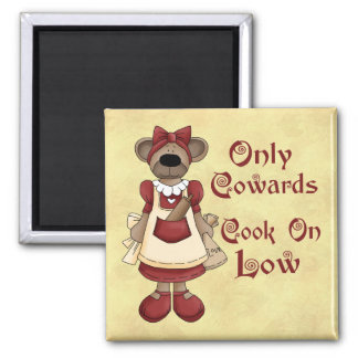 Cooking Cowards Magnet