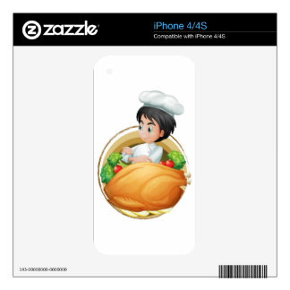 Cooking Decal For The iPhone 4S