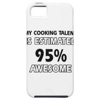 cooking designs iPhone SE/5/5s case